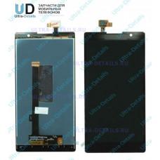 Дисплей Lenovo P90 в сборе с тачскрином (черный)