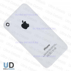 Задняя крышка iPhone 4 (белый)