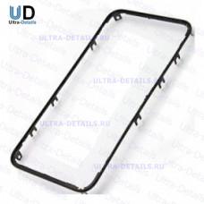 Рамка дисплея iPhone 4S чёрная