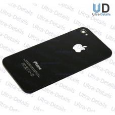 Задняя крышка Apple Iphone 4S (чёрный)