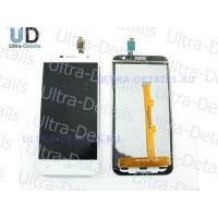 Дисплей Alcatel OT-6016X/OT-6016D/6014X (Idol 2 Mini/Idol 2 Mini L) в сборе с тачскрином (белый)