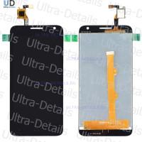 Дисплей Alcatel OT-6036Y (Idol 2 Mini S) в сборе с тачскрином (черный)