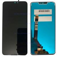 Дисплей Asus ZB633KL (ZenFone Max M2) в сборе с тачскрином черный