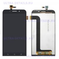 Дисплей Asus ZenFone Max (ZC550KL) в сборе с тачскрином (черный)