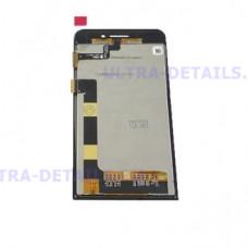 Дисплей Asus ZenFone 4 (A450CG) в сборе с тачскрином (черный)