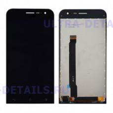 Дисплей Asus ZenFone 2 (ZE500CL) в сборе с тачскрином (черный)