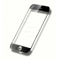 Стекло iPhone 6 Plus/6S Plus черный