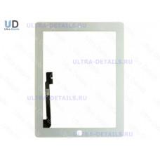 Тачскрин iPad 3/4 (белый)