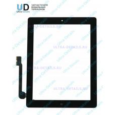 Тачскрин iPad 3/4 (черный)
