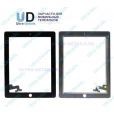Тачскрин iPad 2 (черный)