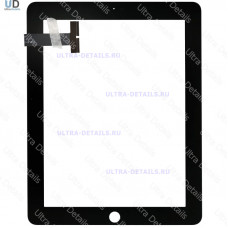 Тачскрин iPad 1 (черный) Оригинал