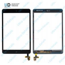 Тачскрин iPad Mini 1/2  (черный) под пайку