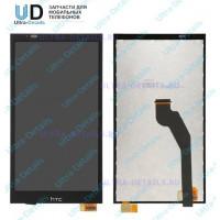 Дисплей HTC Desire 816 (39 pin) в сборе с тачскрином (черный)