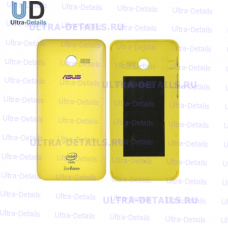 Задняя крышка Asus A400CG (ZenFone 4) (желтый)