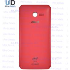 Задняя крышка Asus A400CG (ZenFone 4) (красный)