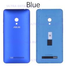Задняя крышка Asus A600CG (ZenFone 6) (синий)