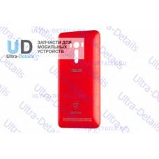 Задняя крышка Asus ZD551KL (ZenFone Selfie) (красный)