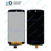 Дисплей LG D821 (Nexus 5) в сборе с тачскрином (черный)