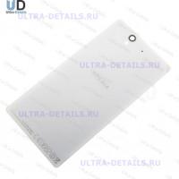 Задняя крышка Sony C6603 (Z) (белый)