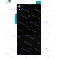 Задняя крышка Sony D6503 (Z2) (черный)