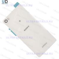 Задняя крышка Sony D6603 (Z3) (белый)