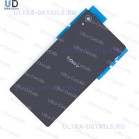 Задняя крышка Sony E6653 (Z5) (черный)