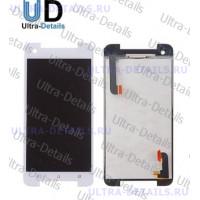 Дисплей HTC Butterfly S в сборе с тачскрином (белый)