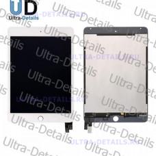 Дисплей iPad Mini 4 в сборе с тачскрином (белый)