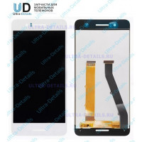 Дисплей HTC Desire 728 в сборе с тачскрином (белый)