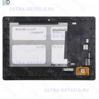 Дисплей Lenovo IdeaTab S6000 в сборе с тачскрином (черный)