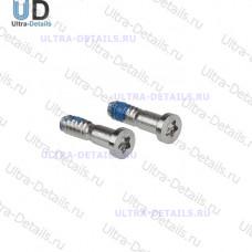 Винт iPhone 5/5S внешний (серебро) (2шт)