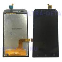 Дисплей Asus ZenFone Go (ZC451TG) в сборе с тачскрином (черный)