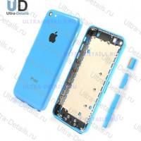 Корпус iPhone 5C (голубой)