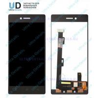 Дисплей Lenovo Z90 Vibe Shot в сборе с тачскрином (черный)