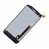 Дисплей Asus PadFone 2 (A68) (4.7 дюйма) в сборе с тачскрином с рамкой (черный)
