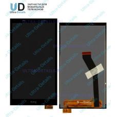 Дисплей HTC Desire 820 в сборе с тачскрином (черный)