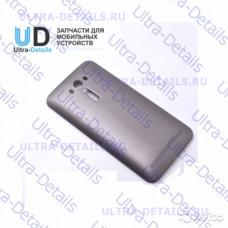 Задняя крышка Asus ZE500CL (ZenFone 2) (серый)
