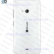 Задняя крышка Nokia 540 (белый) Оригинал