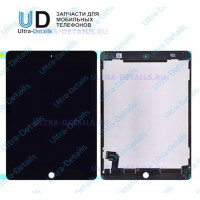 Дисплей iPad Air 2 в сборе с тачскрином (черный)