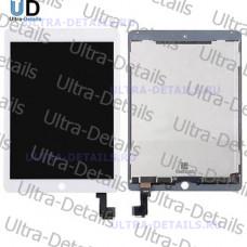Дисплей iPad Air 2 в сборе с тачскрином (белый) Оригинал