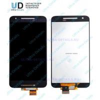 Дисплей LG H791 (Nexus 5X) в сборе с тачскрином (черный)