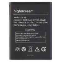 Аккумулятор Highscreen Zera F