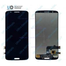 Дисплей Blackberry Z30 в сборе с тачскрином (черный)