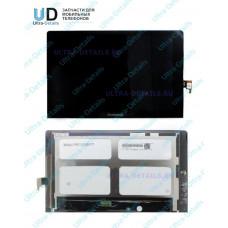 Дисплей Lenovo Yoga Tablet 10 B8000 rev.A1 с тачскрином (черный)