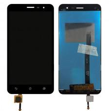 Дисплей Asus ZenFone 3 (ZE552KL) в сборе с тачскрином (черный)