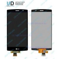Дисплей LG G4 mini/G4s в сборе с тачскрином (черный)