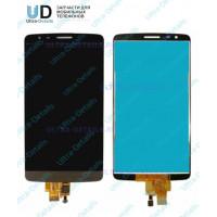Дисплей LG D690 (G3 Stylus) в сборе с тачскрином (серый)