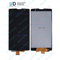 Дисплей LG H502/H522Y (Magna/G4c) в сборе с тачскрином (черный)