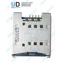 Коннектор SIM LG P760/P765