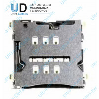 Коннектор SIM LG E973